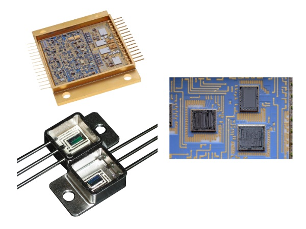 Multi-Chip Modules & Hybrid Microcircuits (MCMs)